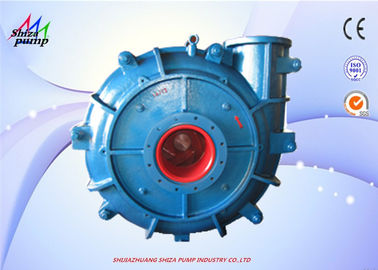 China Hard Metal  Centrifugal Slurry Pump Anti Abrasive For Ash Handling 10 Inches factory