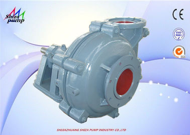 China Single Suction Centrifugal Slurry Pump Wear Resistant CE / ISO Approved factory