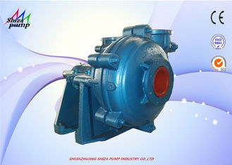 China 8 / 6F - AH Centrifugal Pump With Replaceable Wear-Resistant Metal Liners factory