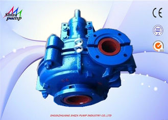 China 6 / 4 D - AHR Centrifugal Slurry Pump , Bombas Para Lodos Centrifugal Dewatering Pump factory