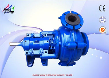 China AH Heavy Duty Mud Centrifugal Slurry Pump With Cr26 A05 Metal / Rubber Lined factory