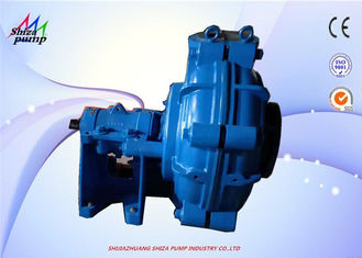 China High Pressure Abrasive Heavy Duty Sludge Pump For Coaling Horizontal 6 / 4E - AH factory