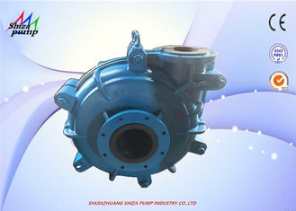 China 8 Inches Suction AH Slurry Pump , Double Casing Industrial Sludge Pump factory