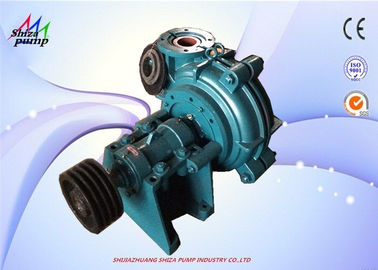 China 3 Inch 120Kw Horizontal Centrifugal Slurry Pump For Mineral Processing Coal Washing factory
