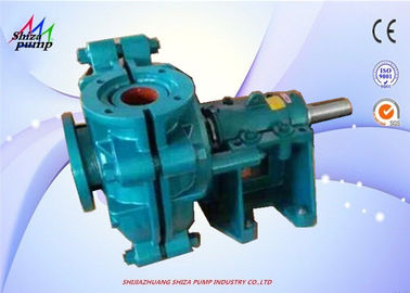China High Efficiency Horizontal AH Slurry Pump SH 3 Inch For Dealing Mining Tailings supplier