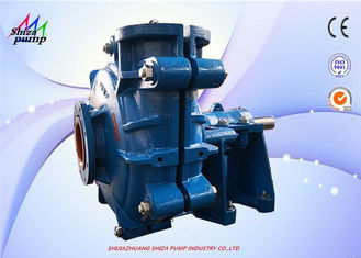 China 8 / 6E - AH Gold Mine AH Slurry Pump , Dry Sand Pump With 8 Inch Inlet supplier