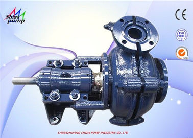 China Portable Mineral Slurry Water Pump With Rubber / Metal Liner 6/4X-AH Series AH(R) supplier