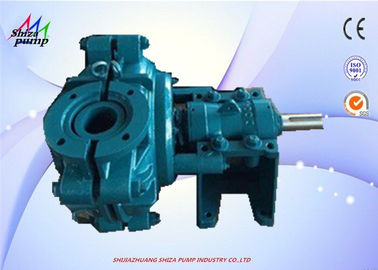 China Eight Installation Positions 1 Inch Silt Soil / Solid Small Electric Slurry Pump factory
