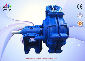 China Cantilevered Metal Replaced Industrial 6/4X-AH R Heavy Duty Sludge Slurry Pump supplier