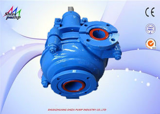 China Chrome Alloy Impeller High Head Slurry Pump With Electric / Diesel  Motor factory