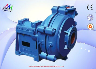 China High Head AH Slurry Pump , Heavy Duty Slurry Pump16.2 - 1008 M3 / H Capacity factory
