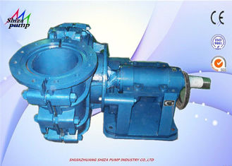 China Single Stage High Pressure Horizontal Centrifugal Slurry Pump 300mm Closed Impeller supplier