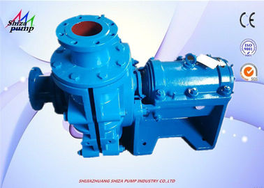 China High Chromium Alloy Horizontal Industrial Water Pump 100ZJ - A50 85-360m³/h Capacity supplier