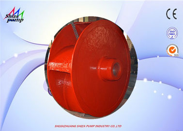 China 300DT - A60 Pump Impeller Parts, High Chrome Casting Parts, parts of centrifugal pump supplier