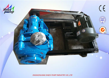 China Multi - Stage AH Slurry Pump Low Concentration High Head Pump 15W Power supplier