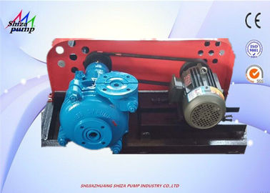 China 2 / 1.5 B - AH Customizable Ultra - Small Corrosion - Resistant Economical Mud Pump supplier
