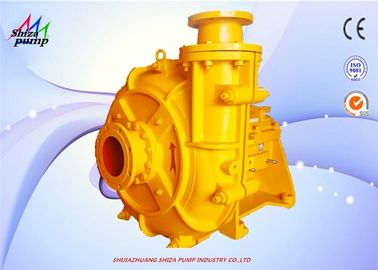 China 6 Inch Discharge Heavy Duty Slurry Pump Slurry Transfer Pump For Dredging / Mining supplier