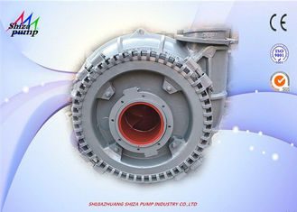 China 12/10D-G Strong Abrasion Resistance Sand Gravel Pump Good Cavitation Performance supplier