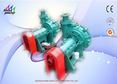 China 150ZJ-A65 Single stage High Performance Anti Abrasive Slurry Transfer Pump supplier
