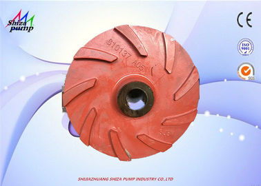 China High Flow Slurry Pump Parts G10137 A05 Corrosion Resistant Impeller supplier