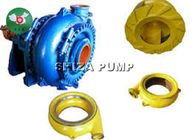 Single Stage Dredge Pump , Industrial Pump Parts For Marine Corrosion Resistant