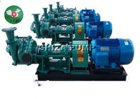 China Single Stage Single Suction Filter Press Feed Pump , High Chrome Mud Slurry Pump factory
