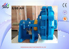 8 / 6 E - AH Slurry Pump , High Head High Chromium Alloy Centrifugal Slurry Pump