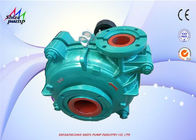 China Metal Liner Gold Dredge Cantilever Centrifugal Pump 6 / 4D-AH With 4 Inch Outlet factory