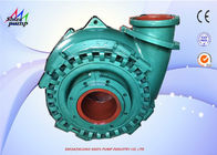 China Closed Impelle Sand Dredge Gravel Pump 8 / 6E - G Large Flow River Clearing Pump factory