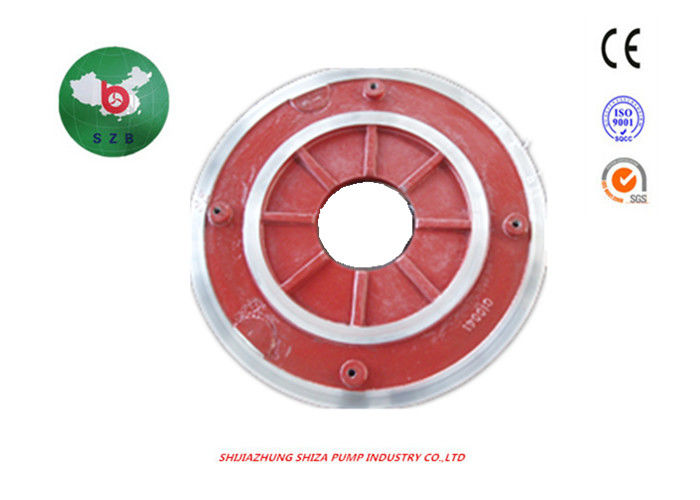 Rubber / Metal Frame Plate Liner Insert , Slurry Pump Spare Parts F6041 supplier