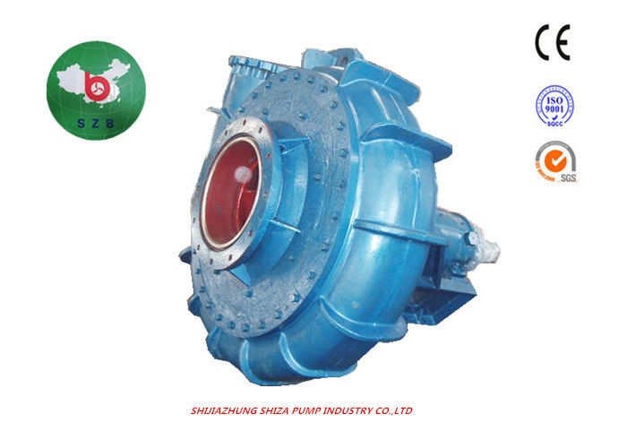 WN Series Hydraulic Open / Closed Impeller Sand Dredge Slurry Pump For River supplier