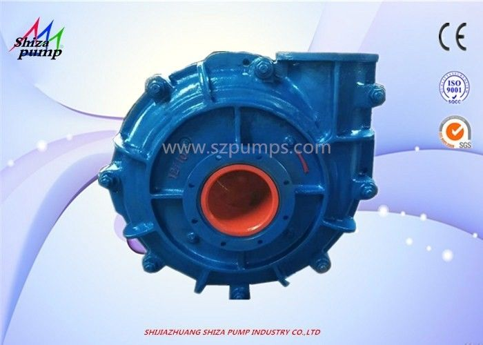Abrasion Resistant Electric Sludge Pump Large Flow For Transporting Large Particles supplier