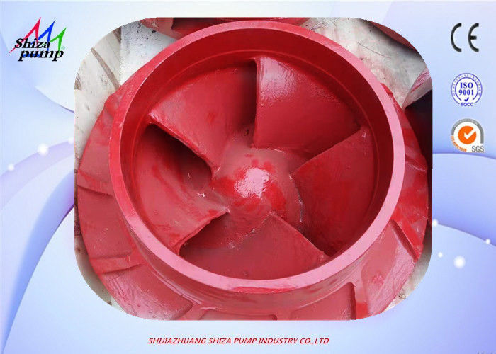 400DT - A65 Engineering Pump Replacement Parts   High Chromium Alloys Impeller supplier