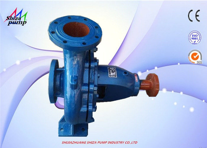 Cast Iron Single Suction Centrifugal Pump For Industrial