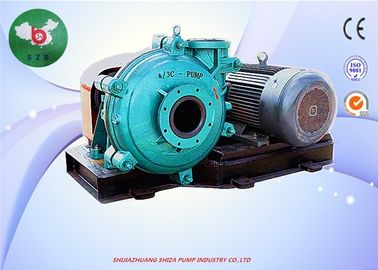 China High Efficiency Centrifugal Slurry Pump For Mining Tailings / Power 4 / 3 C - AH distributor