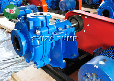 China Manure Large Capacity Industrial Slurry Pumps Strong For Abrasive Transporting factory