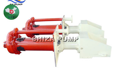 China Drainage Electric Vertical Submerged Centrifugal Pump Acid Resistant SV Frame Type distributor