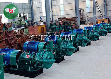 China Horizontal One / Two Phase VoluteFilter Press Feed Pump Anti Wear High Efficiency distributor