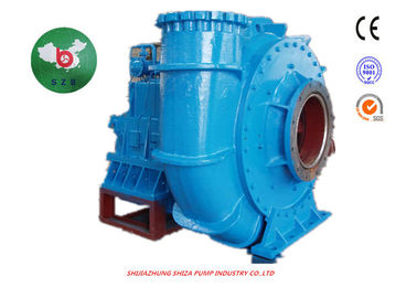 China Gold Dredging  Diesel Engine Driven Centrifugal Pump For Cleaning The River Sand distributor