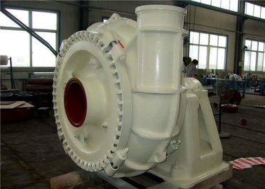 China High Chromium Alloy High Head Gravel Pump For Delivering Big Soilds distributor