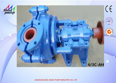 China 4/3 C AH Heavy Duty Slurry pump/ High head slurry pump For Slag Handling,Coal Preparation factory