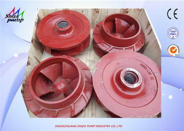400DT-A65 FGD Engineering Pump Impeller,Good Adhesion And Resistance To Bending