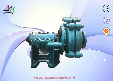 China Mineral Centrifugal Slurry Pump 3 / 2 C - AH(R) Corrosive Slurry Processing factory