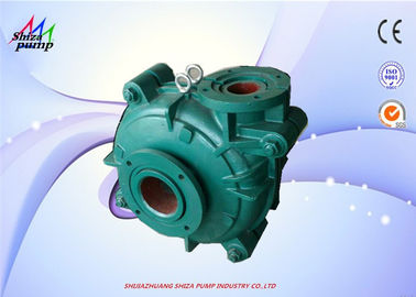 China Horizontal Single Stage Centrifugal Sludge Pump With Rigidity Shaft High Density factory