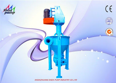 China 2 Inch High Chrome Vertical Process Pumps For Transporting Corrosive Slurries distributor