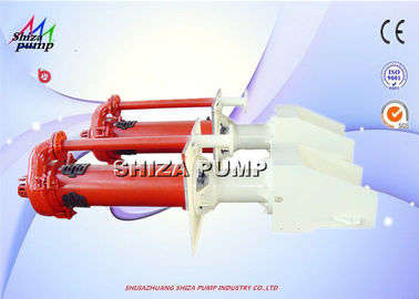 China Drainage Electric Vertical Submerged Centrifugal Pump Acid Resistant SV Frame Type factory