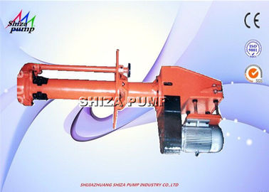 China Deep Well Vertical Submerged Centrifugal Pump , High Concentration Centrifugal Sump Pump factory