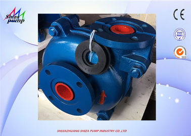 China Cantilevered / Horizontal / Centrifugal Heavy Duty Slurry Pump 9-52m Head 4/3D-AH distributor