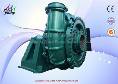 China 14 / 12 Sand Gravel Pump Delivery Of Large Particle Iron Mortar Coal Ash Slurry distributor