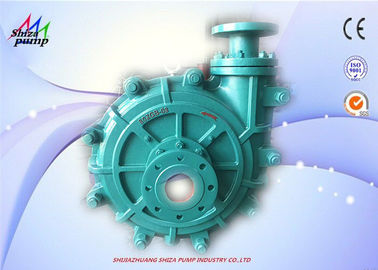 China 80ZGB-08 Large Capacity Industrial Sludge Pump AGB Slurry Pump High Head Multi Stages distributor
